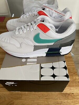 AU17.98 • Buy Nike Air Max 1 EOI Uk Size 6 Brand New Boxed With Tags
