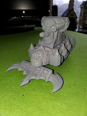 AU65.54 • Buy Armorcast Khorne Cauldron Of Blood Chaos, Warhammer 40k Games Workshop OOP RARE!