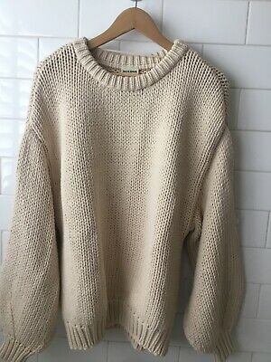AU200 • Buy Zulu And Zephyr Harvest Jumper In Oat - Size 14
