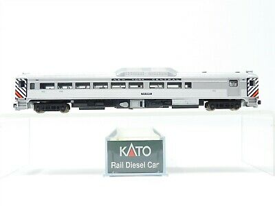 AU116.29 • Buy N Scale KATO NYC New York Central RDC Rail Diesel Car #480 W/ DCC