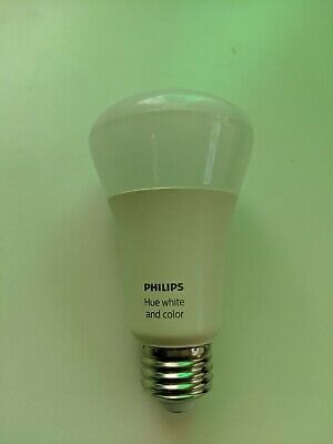AU49.20 • Buy Philips Hue White And Color Ambiance 3rd Generation A19 Bulb