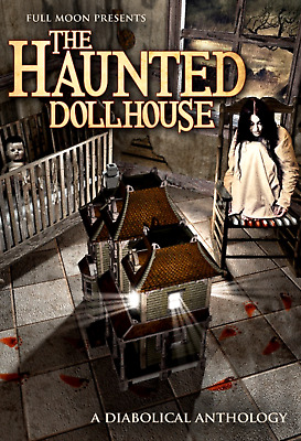 £10.07 • Buy The Haunted Dollhouse DVD Horror Comedy Anthology