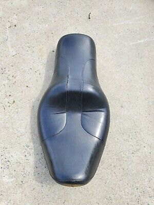 $25 • Buy Harley Sportster 1983 - 2003 Seat 1200 Custom 883 Genuine 2 Up Oem Stock