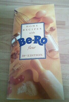 Be-ro Recipe Book 39th Edition-very Good Condition • 7.50£