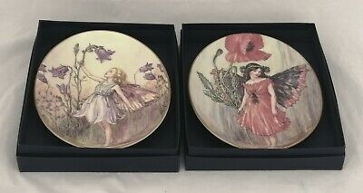 £15 • Buy Gorgeous Royal Worcester Flower Fairies Plates With Certificates - 2 Types