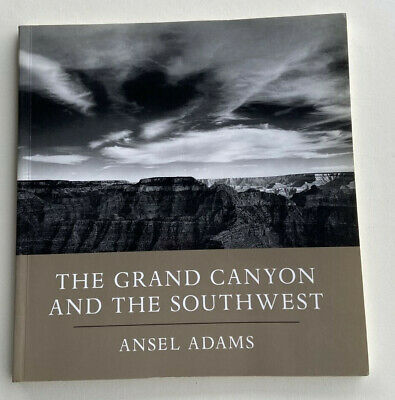 $9.99 • Buy The Grand Canyon And The Southwest By Ansel Adams (2000, Trade Paperback) 1st Ed