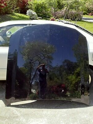 $289 • Buy 2005-2009 Ford Mustang Hood Used All Aluminum Oem Black No Shipping Local Only