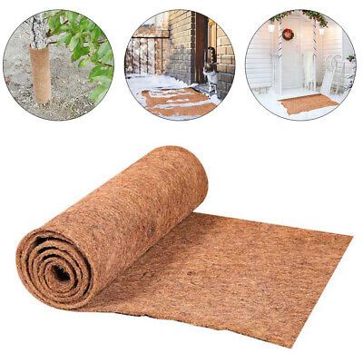 £10.01 • Buy Coco Fiber Bulk Roll Liners For Hanging Planter Basket Reptile Climbing