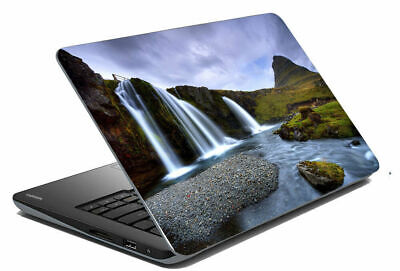 Waterfall Decal For Macbook Pro Sticker Vinyl 14.1 X15.6  Laptop Skin • 11.99£