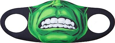 £1.95 • Buy Reusable Adults Virus Face Mask Washable  Cover Full Face The Hulk Marvel
