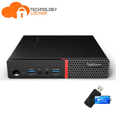AU191.25 • Buy Lenovo ThinkCentre M700 Tiny PC Intel I5-6400T @2.20GHz 4GB RAM 120GB SSD Win 10
