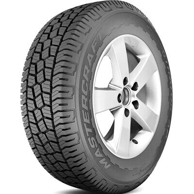 $249.99 • Buy 2 New Mastercraft Stratus AP 235/75R15 109T XL A/S All Season Tires
