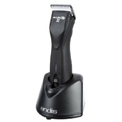 £160 • Buy Andis Pulse ZR 2, 5 Speed Cordless Dog Grooming Clippers - Black #