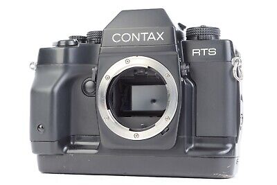 $ CDN62.65 • Buy Contax RTS III 35mm SLR Film Camera (Body Only) W/ Date Back  #P7720