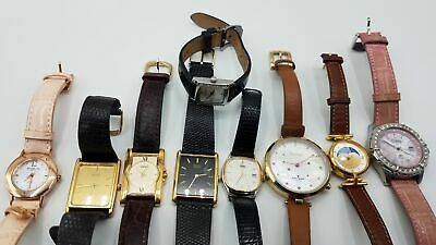 $ CDN12.52 • Buy Seiko,Fossil+ Untested Watch Lot For Parts/Repair/Batteries TT488