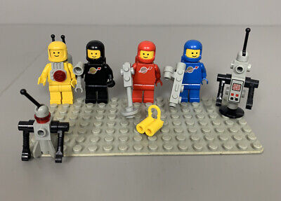 £39.99 • Buy Vintage Classic Lego Space Minifigures Set 6702 Very Good Condition Ref1