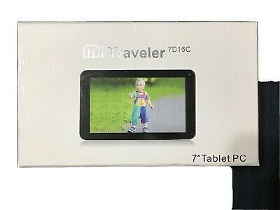 AU67.85 • Buy 7 Inch Tablet Pc,bundle,free Travel Flip Cover,free 8 Gb Ds Card