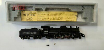 AU98.22 • Buy Kato 2007-1 N Scale Southern Pacific C57 Steam Locomotive W/ Tender EX/Box