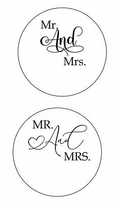AU7.95 • Buy Mr. And Mrs. Cookie, Icing, Fondant Stamp, Embosser, 3d Printed.