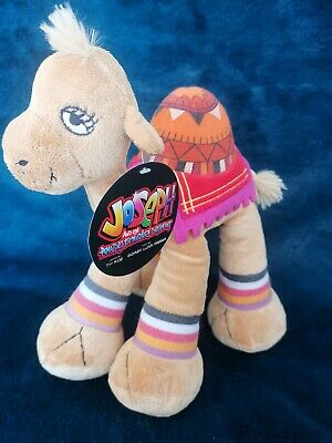 £25.78 • Buy Joseph And The Amazing Technicolor Dreamcoat Camel Soft Toy