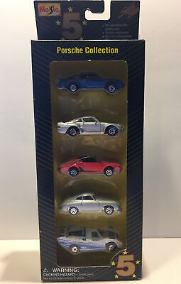 $ CDN19.30 • Buy Maisto 5 Pack Car Porsche Collection Diecast 1995  A1