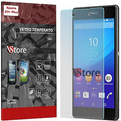 $ CDN6.72 • Buy Film Glass Tempered For Sony Xperia Z3+ Plus E6553 Save Screen 5.2