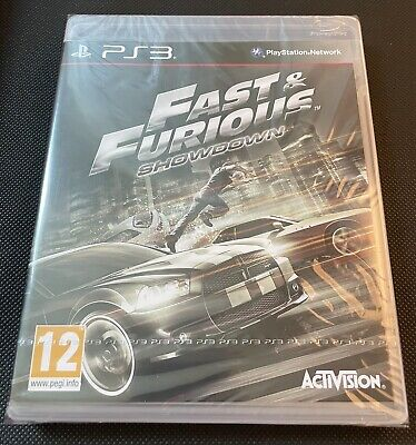 £27.99 • Buy Fast And Furious Showdown PS3 New Sealed U.K. Playstation 3