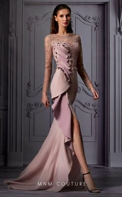 $ CDN1238.55 • Buy MNM Couture K3853 Evening Dress ~LOWEST PRICE GUARANTEE~ NEW Authentic