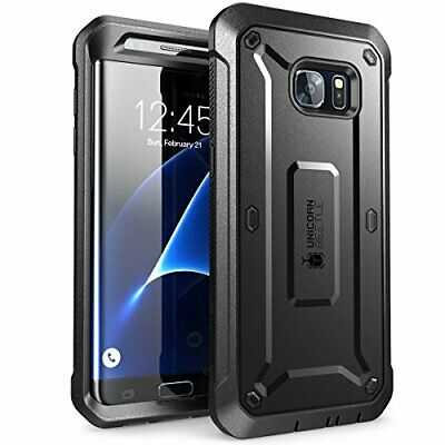 $ CDN48.34 • Buy SUPCASE Samsung Galaxy S7 Edge (2016 Release) Case, Full-body Rugged Holster