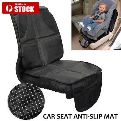 AU14.02 • Buy AU Waterproof Car Seat Protector Non-Slip Child Safety Mat Cushion Cover