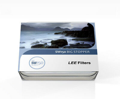 £130 • Buy Lee Filters SW150 Big Stopper 10 Stops 150x150mm Glass Filter For Long Exposure