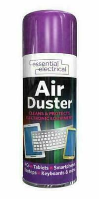 £4.79 • Buy 200ml Compressed Air Duster Spray Can Clean Laptop Keyboard Mobile