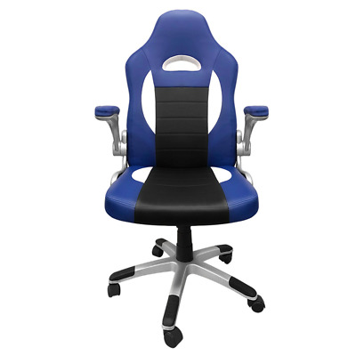 AU69.98 • Buy Gaming Chair Office Computer PU Leather Executive Racer Swivel Recliner