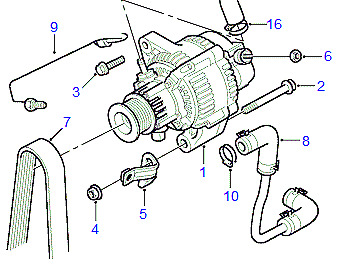 £24.99 • Buy Land Rover Freelander 2.0 Td Vacuum Pump Drain Pipe With Cars With Air Con
