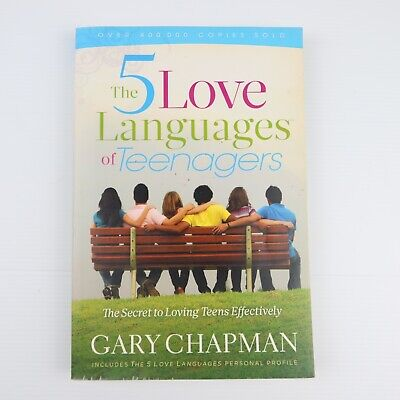 AU25.95 • Buy The 5 Love Languages Of Teenagers: The Secret Of Loving Teens  FREE SHIPPING