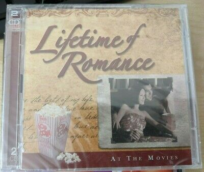 £14.23 • Buy Rare Time Life Double Cd At The Movies Lifetime Of Romance Sealed 2006 32 Tracks