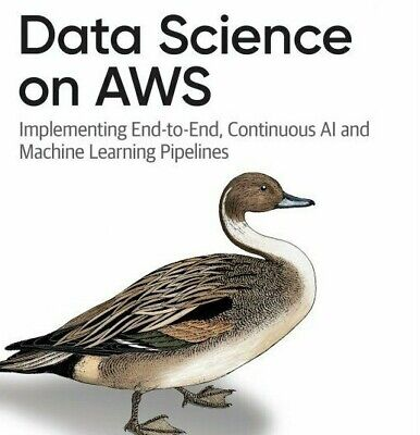 Data Science On AWS: Implementing End-to-End Machine Learning Pipelines 2021 ... • 2.99£