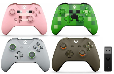 £45.99 • Buy Official Microsoft Xbox One  Minecraft / Titanfall Wireless Controller