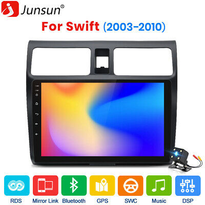 AU299.99 • Buy 10 Android 10.0 Car Stereo Radio DAB+ DSP GPS Navi For Suzuki Swift 2003-2010