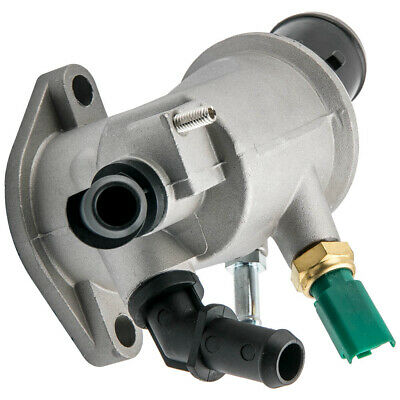 £19.47 • Buy THERMOSTAT W/ HOUSING + SENSOR For VAUXHALL ASTRA H /VECTRA C 1.9CDTI 55202510