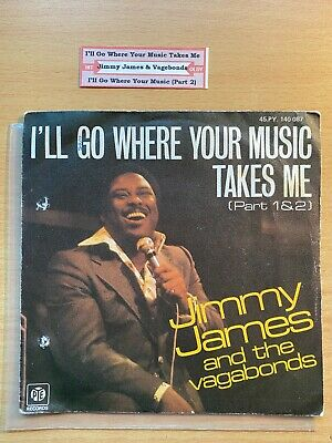 £3.44 • Buy 7  Vinyl - Jimmy James & The Vagabonds - Now Is The Time