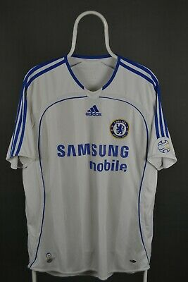 £16.99 • Buy  CHELSEA LONDON Away Shirt Jersey ADIDAS 2006-2007 The Blues Man Adult SIZE L