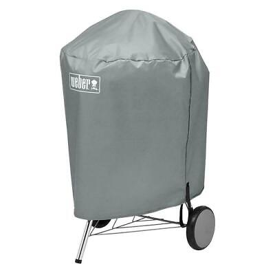 $ CDN28.07 • Buy Weber Charcoal Kettle Grill Cover All Weather Fabric Storage Outdoor - 22 Inch