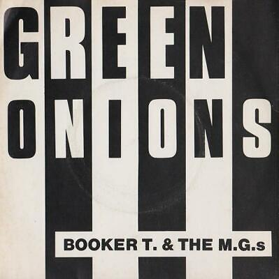 Booker T. & The M.G.s* - Green Onions • 3£