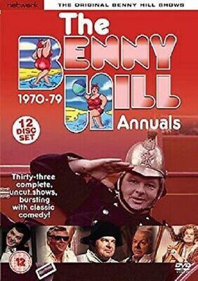 £40.99 • Buy Benny Hill  1970-79  Annuals      New              Fast  Shipping