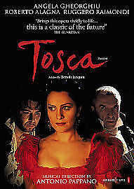 £4.99 • Buy  Tosca Puccini - DVD, 2011 Fast Free P&P New And Sealed