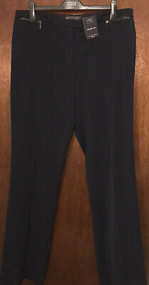 £15.50 • Buy M&s Collection Straight Leg Trousers Size 18 , Rrp £25