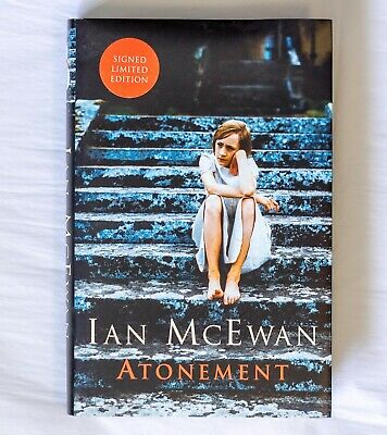 £79.28 • Buy Ian McEwan Atonement Signed Limited Edition RARE NEW Hardcover