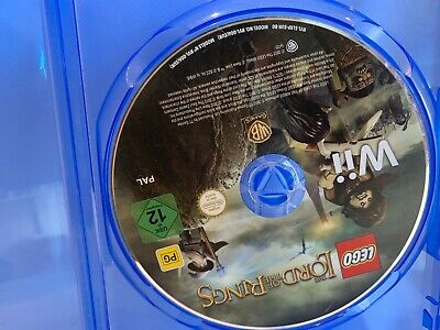 £3.99 • Buy Lego Lord Of The Rings Nintendo Wii Disc Only
