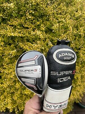 AU52.04 • Buy Adams Super S, Right Handed Matrix Kujoh Graphite Shafted 19 Degree 3 Hybrid,